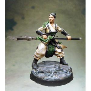 Sergent de la garde triadique