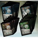 Lot des 4 sets de cartes