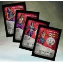 Set de cartes évadés
