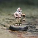 Templar auxiliar, small boy