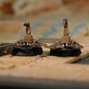 2 automatons de combat, Aam-Mez
