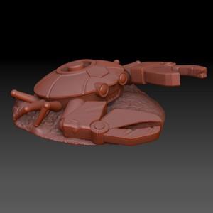 Automaton explosif, Yodh~Mez - 2 pinces