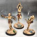 Les 3 flagelleuses