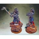 Les deux Gardes-Esprit Loup