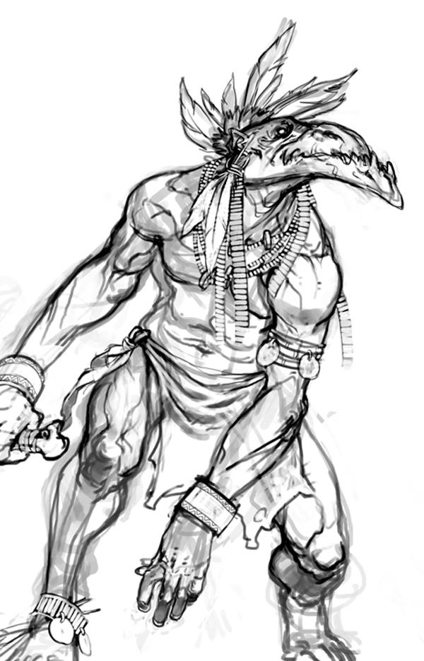 Guerrier-vent-corbeau