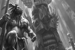 guerrier-totem-illustration