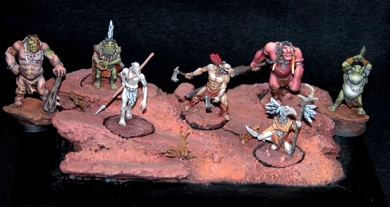La tribu des Plaines Venteuses
