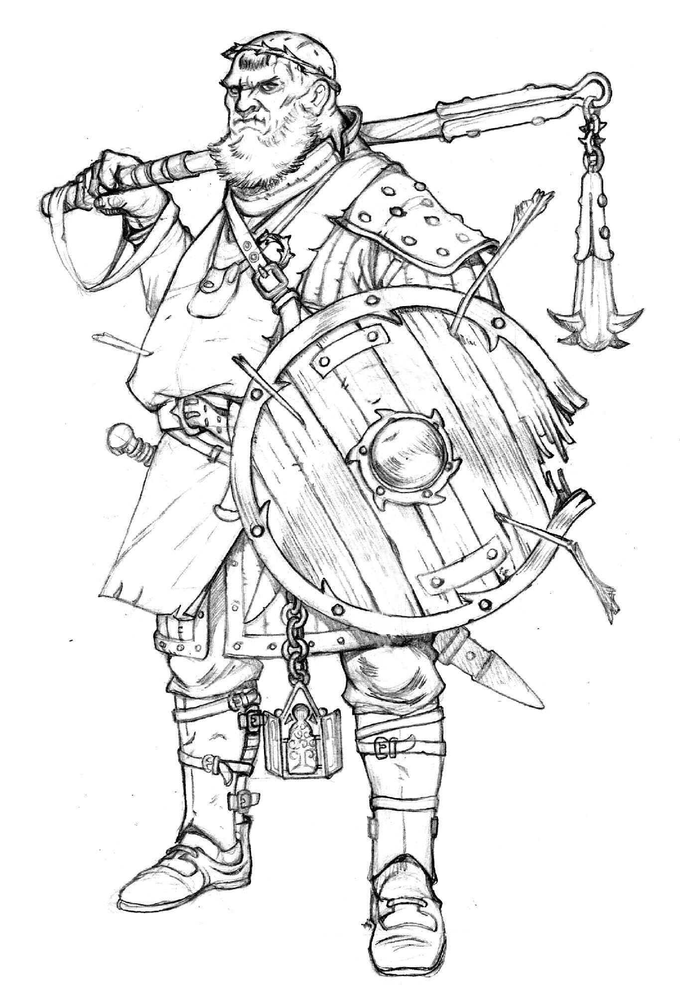 Avalonian Pilgrim