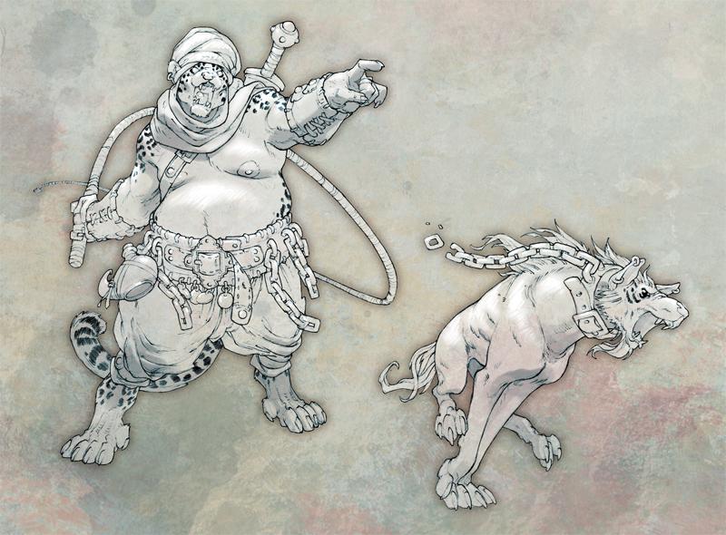 belluaire et khergar
