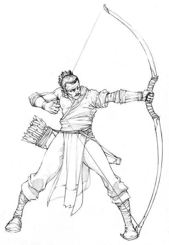 archer_triade de jade