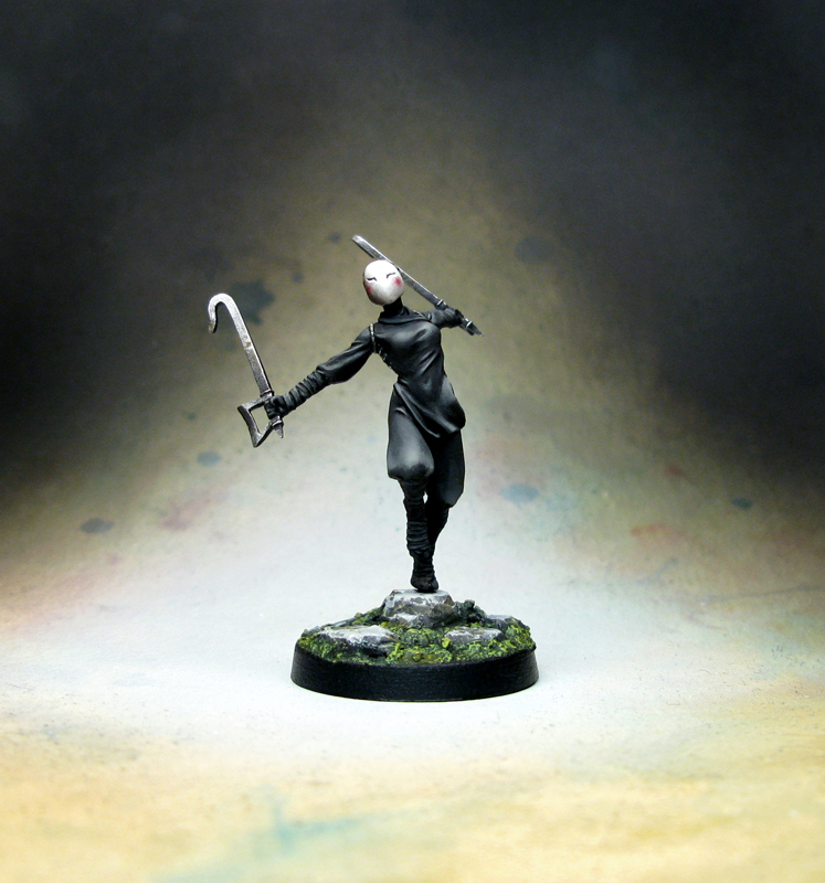 ombre de la garde cobra-studio