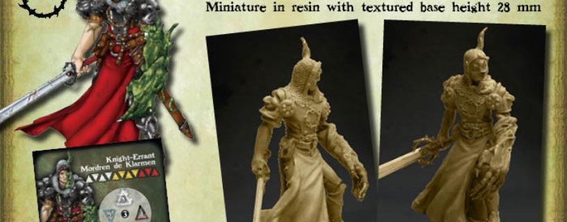 Knight-Errant Mordren de Klarmen