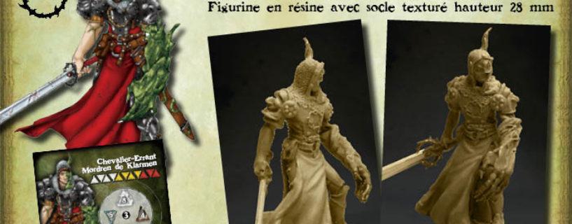 Chevalier-Errant Mordren de Klarmen