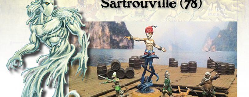 Tournoi à Sartrouville le dimanche 22 septembre