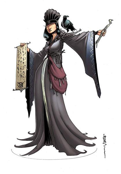Kickstarter Alkemy : Emissaire de l'empire de la Triade de Jade