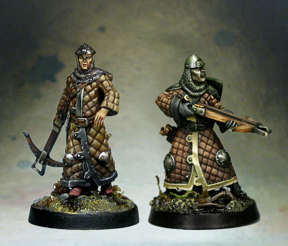 Avalonian crossbowmen
