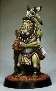 Toad Shaman Medecine
