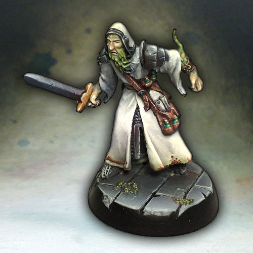 Collector-Monk of Templar