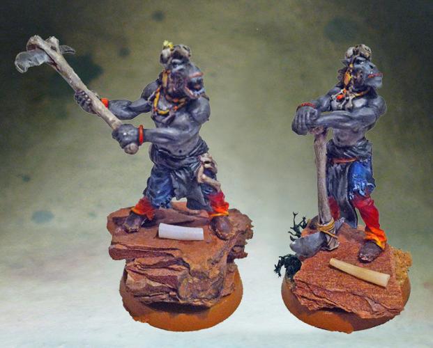 Wolf Spirit Guard