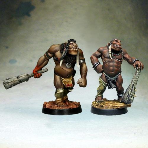 Auroch Totem Warrior