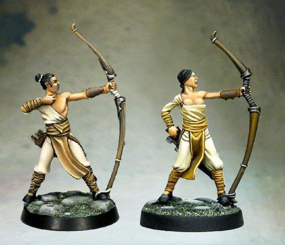 Miliciens archers