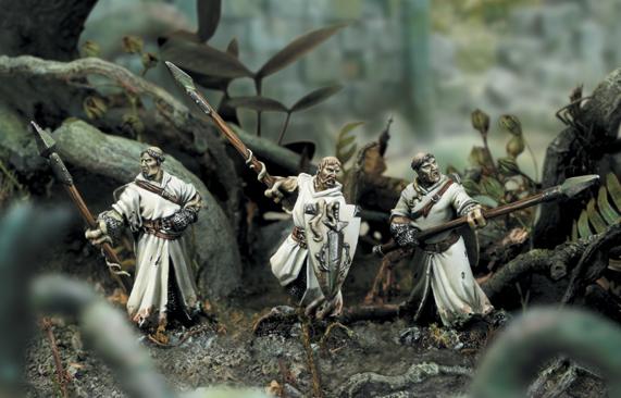 Templar Novices