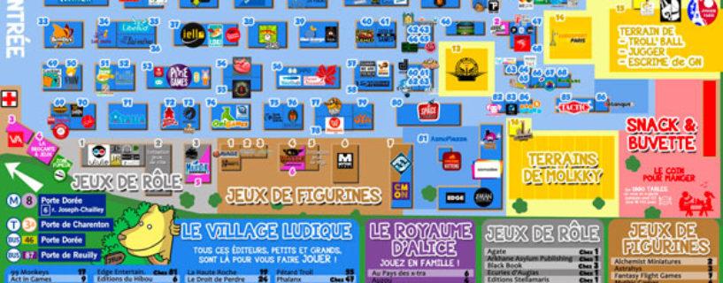 Alkemy à Paris est Ludique le samedi 23 et dimanche 24 juin