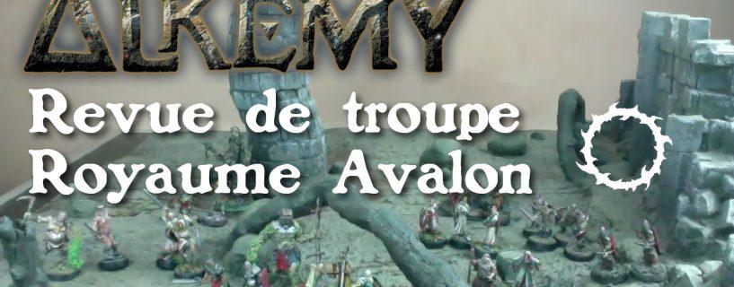 vidéo – revue des troupes Royaume Avalon