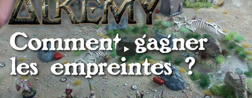 Vidéo – comment gagner le scénario les empreintes ?