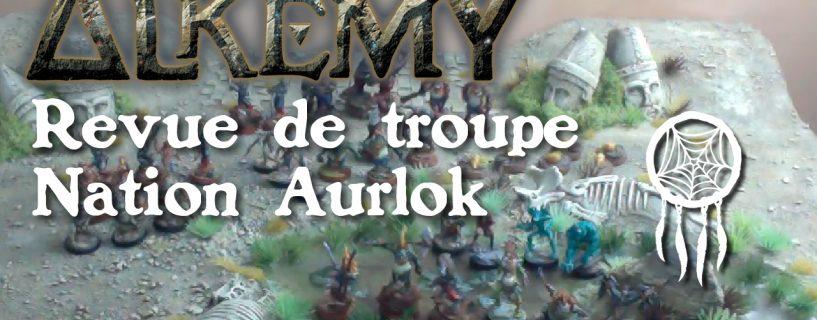 Vidéo – revue de troupe de la Nation Aurlok