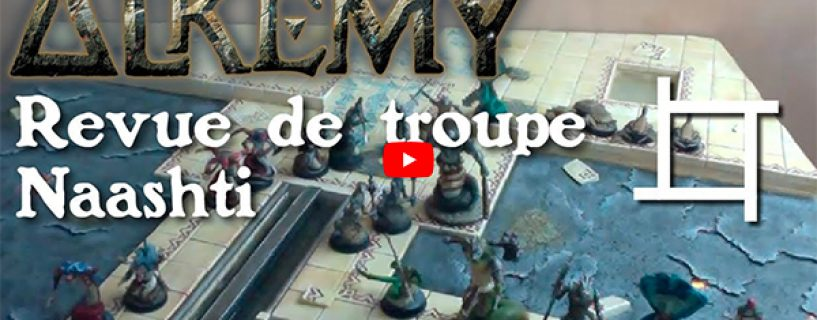 Vidéo – revue des troupes naashties