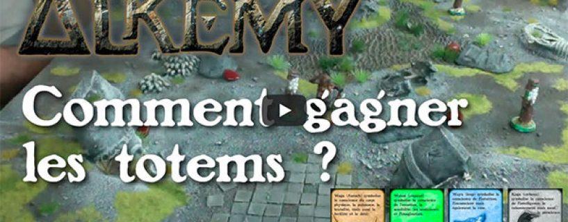 Vidéo – comment gagner le scénario les totems ?