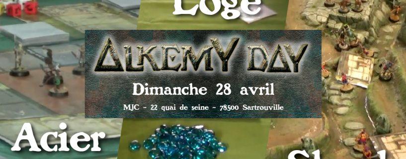 Vidéo Alkemy Day