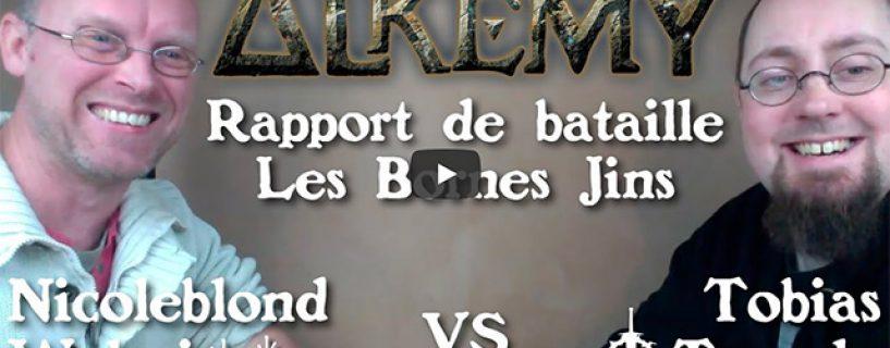 Vidéo – Rapport de bataille sur les Bornes Jins