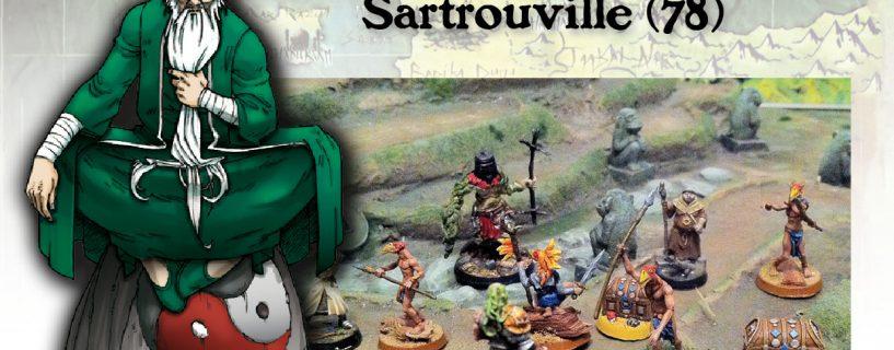 Tournoi samedi 24 août à Sartrouville