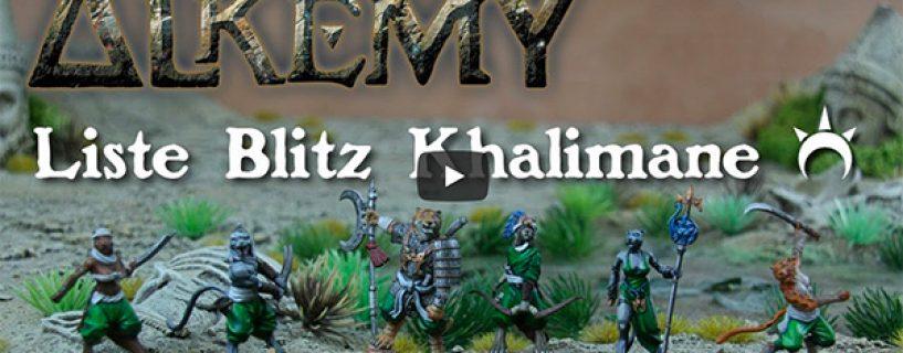 Vidéo Liste Blitz République Khalimane