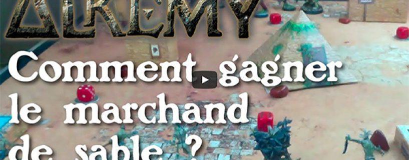 VIDEO – Comment jouer et gagner le marchand de sable ?