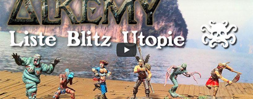 Vidéo Liste Blitz Utopie