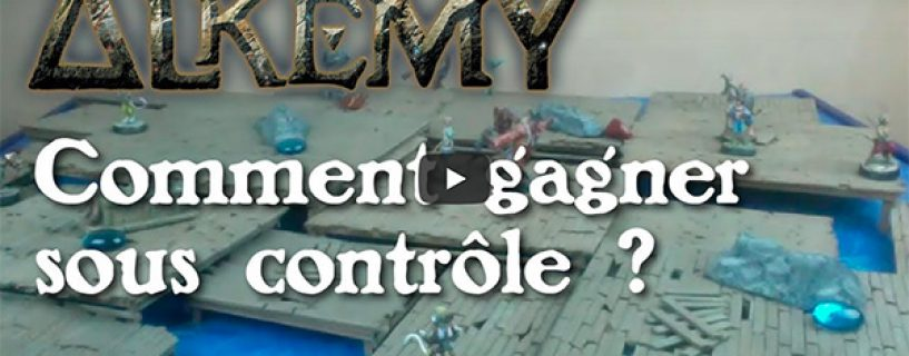 Vidéo – comment jouer et gagner le scénario Sous contrôle ?