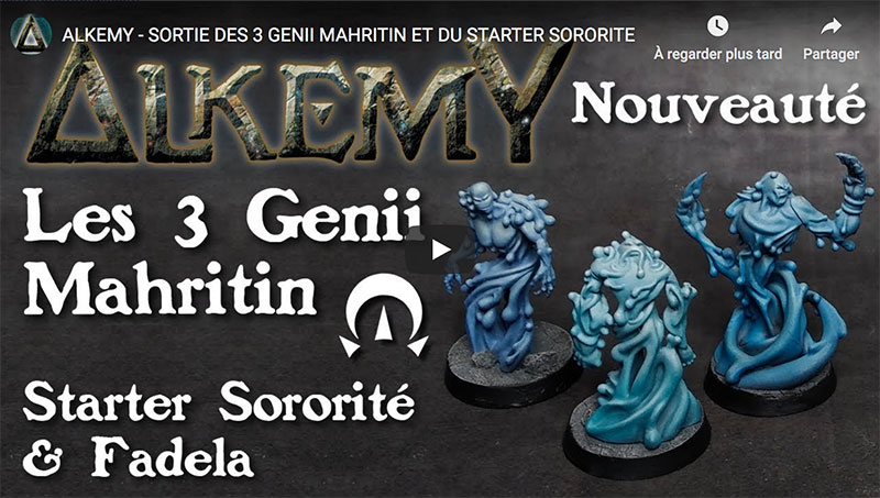 Alkemy the Game, nouvelles sorties Video-3-genii-mahritin