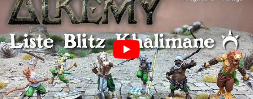 Vidéo – liste blitz Khalimane avec Ibrahim Ibn Suleman