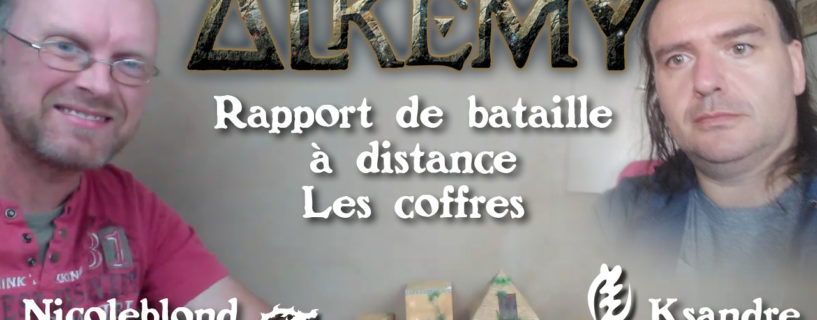Vidéo – rapport de bataille à distance – les coffres