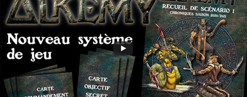 Vidéo – nouveau système de jeu