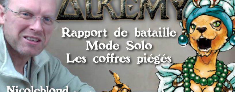 Rapport de bataille mode solo – Evadés contre République Khalimane