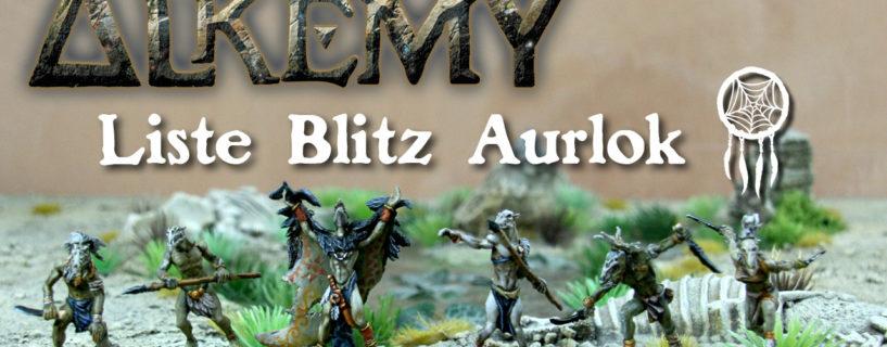 Vidéo – liste blitz Aurlok avec Tamel Seh